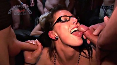 German creampie gangbang, Texas
