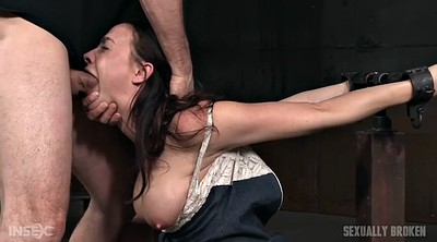 Bondage, Ebony milf, Black cock, Chanel preston, Gay rough, Rough threesome