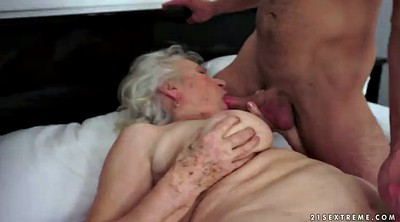 Moaning, Hairy mature