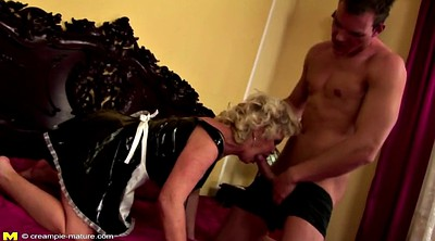 Young boy, Old creampie, Granny creampie, Mature boy