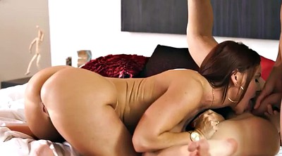 Mom son, Step mom, Handjob, Mom threesome, Step son, Mom handjob