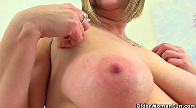 Hairy mature, Cougar