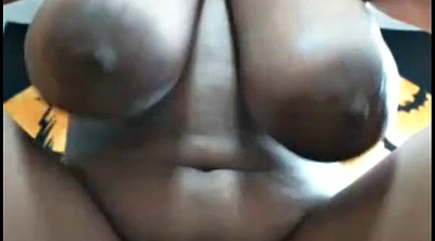Boobs, Huge black, Web cam