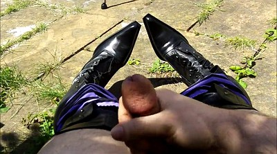 Leather, Gay leather, Garden