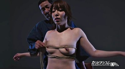 Tied tits, Japanese yoga