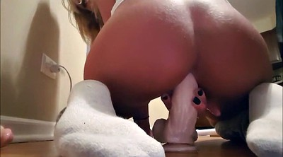 Hot riding, Hot girl, Riding dildo