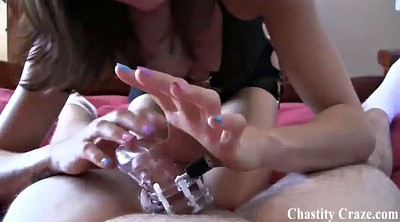 Chastity, Big balls
