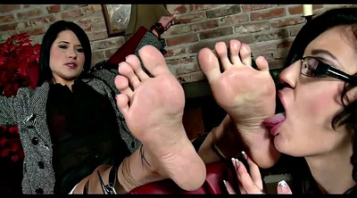 Nylon feet, Tied foot, Nylons, Tie