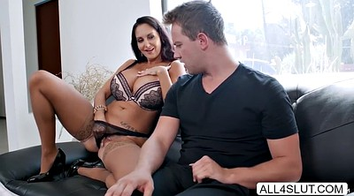 Huge tits, Ava addams, Milf riding, Cum in face, Big dick blowjob
