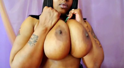Striptease, Ebony solo