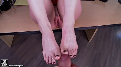 Office foot, Fucking foot, Fuck foot, Footsie