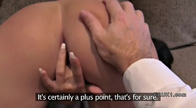 Casting anal, Anal casting, Huge tits anal, Fake casting