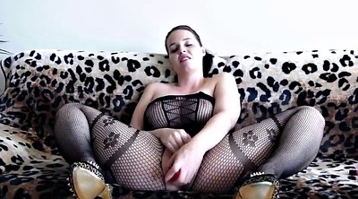 Nylon, Nylon masturbation, Black woman