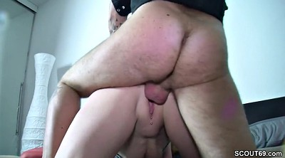 German, Aunt, German mom, Mom seduce, Fuck mom, Young and old