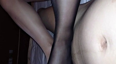 Feet, Nylon, Nylon foot, Foot job, Chinese foot, Nylon feet