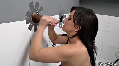 Glory hole, Jennifer, Jennifer white, Gloryhole creampie
