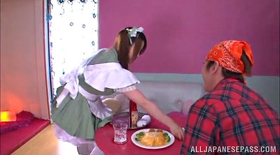 Japanese big, Japanese maid, Japanese facial