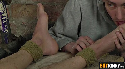 Gay feet, Bdsm gay