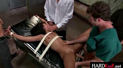Tied, Bondage gangbang, Black group, Bdsm gangbang