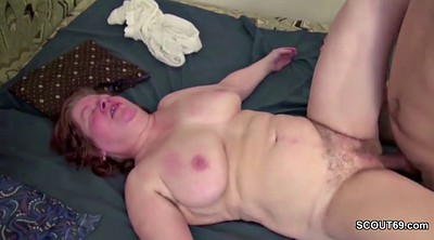 Young, Anal granny