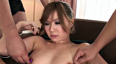 Japanese dildo, Insertion