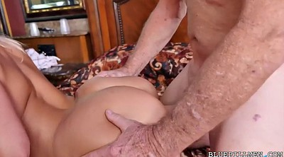Old men, Old young anal, Old seduce, Sexy, Granny threesome, Young anal threesome