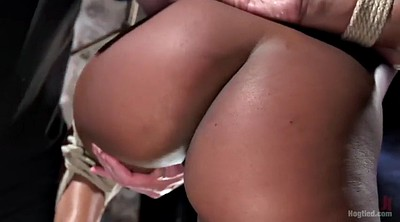 Chubby, Interracial slave, Hard spanking, Curvy, Chanel, Cum slaves