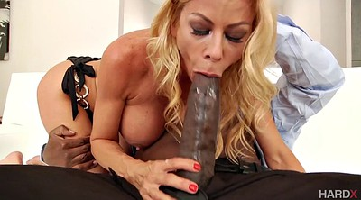 Mandingo, Alexis fawx, Moms, Blonde mom, Monster cock, Mandingo blonde