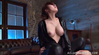 Leather, Big natural tits, Asian handjob, Vibrater, Big tits asian