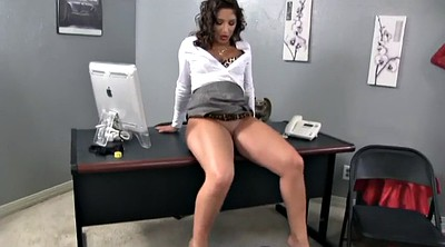 Big ass, Boss, Foot lick, Feet lick