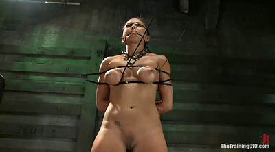 Vibrator, Train, Asian bdsm, Tits bdsm