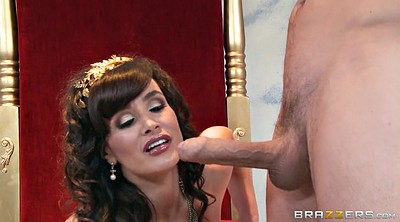 Lisa ann, Mouth
