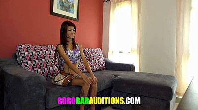 Dancer, Thai teens, Skinny girl, Thai teen, Audition
