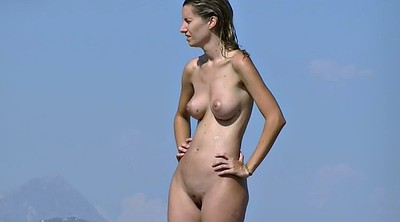Beach, Nudist beach, Video hot, Hot video