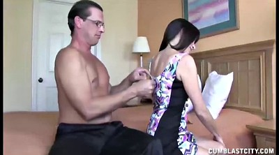 Mature handjob, Mature couple