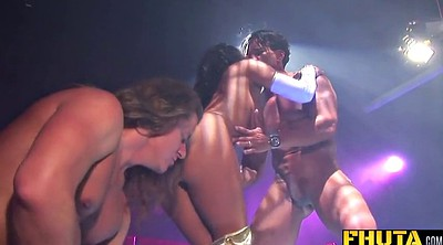 Dp anal, Stage, Dp creampie