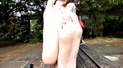 Chinese foot, Sole, Chinese t
