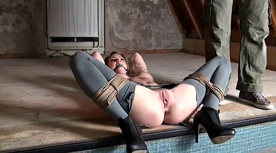 Dildo, Bound, Bound gagged
