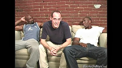 Blacked, Black man, G-men, Middle man, Middle age
