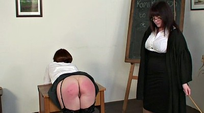 Caning, Spanks, Caned