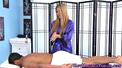 Asian massage, Massages