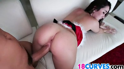 Chubby, Huge ass, Karlee grey