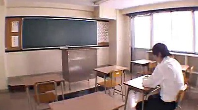 Japanese milf, Asian mature, Japanese classroom