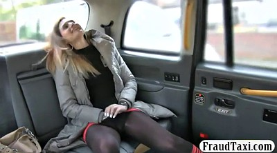 Public anal, Taxi