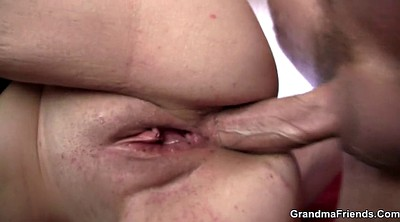 Anal mature, Old anal, Young anal threesome, Mature double, Mature anal threesome, Granny threesome