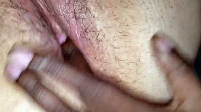 Anal interracial, Creamy, Creamy pussy