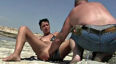 Wife fist, Amateur mature wife, Wife beach, Mature wife, Mature fisting