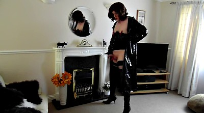 Pegging, Pvc, Boot