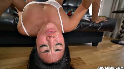 Creampie, Girl anal