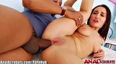 Double penetration, Double fisting, Race, Anal fuck, Fist fucking